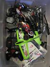 Air Hogs Remote Control lot of helicopters - mainly for parts