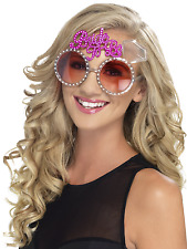 Bride To Be Glasses Hen Girls Night Out Party Fancy Dress Novelties Accessory