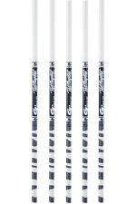 "New Gold Tip Ted Nugent Carbon Zebra Carbon Arrows 5575 4"" Vanes 1/2 Dozen"