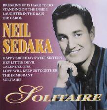 NEIL SEDAKA - SOLITAIRE - CD