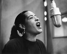 "Billie Holiday 10"" x 8"" Photograph no 20"