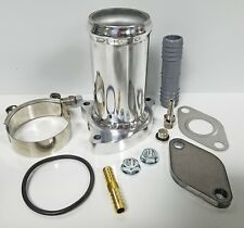 Volkswagen TDI MK4 ALH Race pipe and EGR Delete kit with Boost Port 99.5-'03