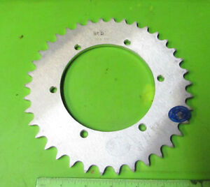 Rickman NOS Montesa 250 VR MX 53M 63M 73M 38 Tooth Rear Sprocket p/n R121 06 338