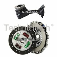 NATIONWIDE 2 PART CLUTCH KIT WITH CSC FOR FORD TRANSIT CONNECT BOX 1.8 DI