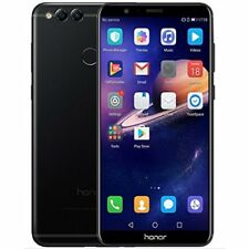 Huawei   Honor 7X Black Dual 4G LTE 32GB EXPRESS SHIP AU WTY Smartphone
