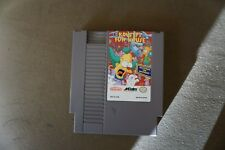 Krusty's Fun House  NES vintage authentic   NINTENDO Game Tested work