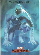 Marvel Masterpieces 2007 Base Card #58 Moon Knight
