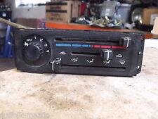 MAZDA MX5 EUNOS (MK1 1989 -1997) HEATER CONTROL PANEL NON A/C UK CAR