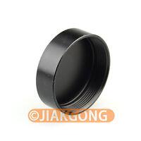 2pcs Metal C mount Screw In Rear Lens Cover cap CCTV TV Lens