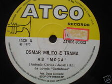Osmar Milito e Trama SINGLE EP SAMBA BRAZIL 33 RPM BOSSA NOVA