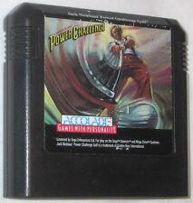 Jack Nicklaus Power Challenge Golf Sega Genesis, 1993 U.S.A