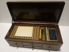 SHEAFFER'S 1941 FOUNTAIN PEN SHOP REPAIR KIT WOOD BOX REPAIRMAN VERY RARE