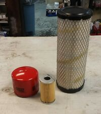 KUBOTA Model L3600 Series w/V1903-A Eng. FILTER KIT