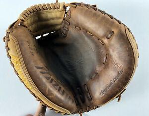 Mizuno GXC28 Classic Pro Soft Catchers Glove Mitt 34 inch - Right Hand Thrower