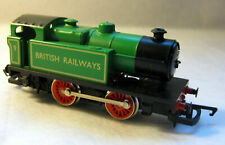 A HORNBY 0-4-0 SIDE TANK LOCOMOTIVE. EXCELLENT COND AND RUNNER....