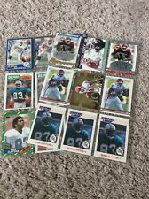Mark Clayton Football Card Collection Lot of 17 (3 autographs)