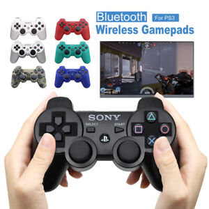 Sony PS3 Controller PlayStation Dualshock 3 Wireless SixAxis Controller GamePad