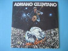 "ADRIANO CELENTANO ""Me live"" RARO LP doppio"