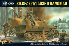 Warlord Games Perno Acción Nuevo Y En Caja Sd. KFZ Ausf D 251/1 km WGB-WM-509