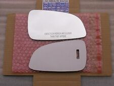 518RC - Saturn Astra Mirror Glass + FULL SIZE ADHESIVE PAD Passenger Side Right