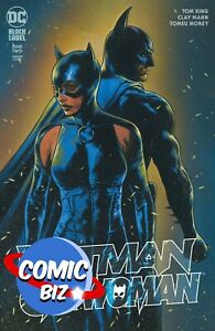 BATMAN CATWOMAN #2 (2021) 1ST PRINTING CHAREST VARIANT COVER DC COMICS