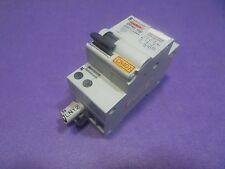 Merlin-Gerin multi9 C60N Circuit Breaker C6 2-pole, USED