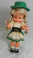 "Hans Volk German doll Circa 1960's 12"" Tall"
