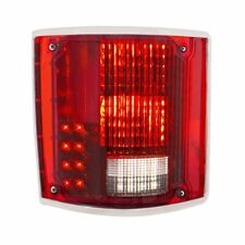 United Pacific LH Sequential LED Tail Lamp W/ Trim 1973-87 Chevrolet GMC Truck