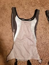 Nike Unisex Reflective Running Mesh Vest Sizes S/M