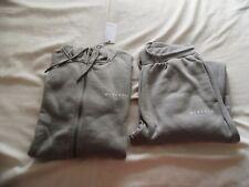 Brand new Grey Mens Mckenzie hooded tracksuit size XLarge