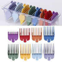 8 Size Barber Limit Comb Guide Tool Set For Electric Hair Cutting Clipper 3-25MM