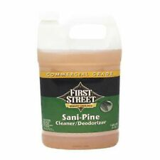 First Street Sani-Pine~Smart & Final~Cleaner/Deodorizer 1 gal.~Quality Product
