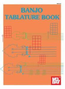 Banjo Tablature Book