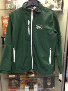 New York Jets Mens XL Full Zip Jacket Reebok NEW w/tags