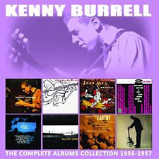 Kenny Burrell : The Complete Albums Collection 1956-1957 CD (2016) ***NEW***