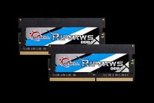 G. SKILL DDR4 SDRAM Memory (RAM) with 2 Modules