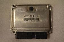 L-626 AUDI ENGINE CONTROL UNIT ECU 038906019AN / 0281010094