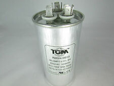 Run Capacitors 45+5 x 370v for A/C & Refrigeration motors New Round Type