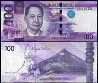 PHILIPPINES 100 PESOS 2019 P 222 UNC