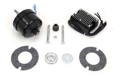 Black 12 Volt Alternator Generator Conversion Kit