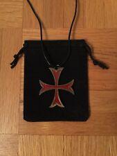 Assassin's Creed Templar Necklace / Pendant