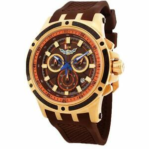 ISW MEN'S CHRONOGRAPH STAINLESS STEEL WATCH ISW-1004-03