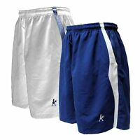 BALLE DE MATCH MENS ADULT ENERGY SHORT SHORTS (NAVY, WHITE) NEW WITH TAGS