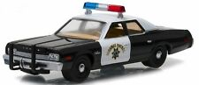Greenlight 1/64 CHP California Highway Patrol 1974 Dodge Monaco   Hot Pursuit 21