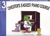 CHESTER EASIEST PIANO COURSE Bk 3 Special Edition