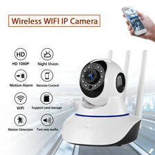Full HD 1080P Wifi Security Camera 2-Way Audio for Pet Baby Monitor Video System