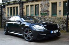 Mercedes S Class Black Series Full Body Kit for Mercedes S Class W221