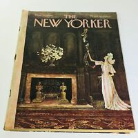 The New Yorker: March 19 1966 Full Magazine/Theme Cover Mary Petty