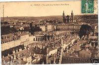 54 - CPA - Nancy - Ansicht Allgemeine Aufnahme aus st Epvre