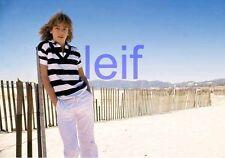 LEIF GARRETT #258,8x10 PHOTO,closeup